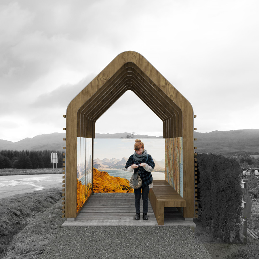 Visitor Shelters Wester Ross